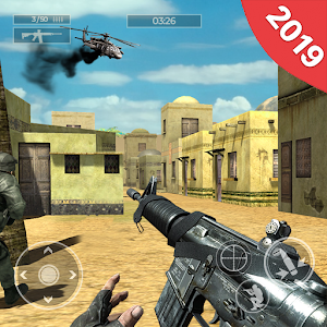 Hero's Attack Force - Critical FPS Shooting Game For PC / Windows 7/8/10 / Mac – Free Download