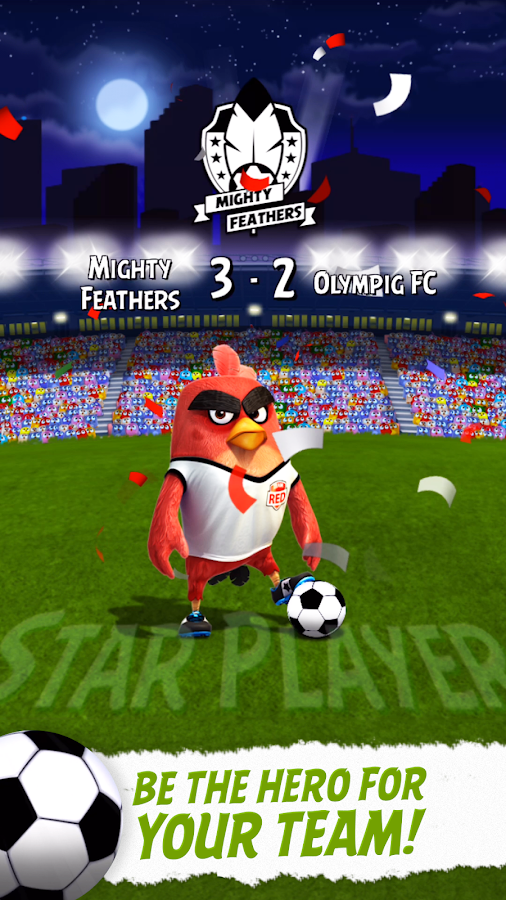 Angry Birds Goal! Screenshot 10