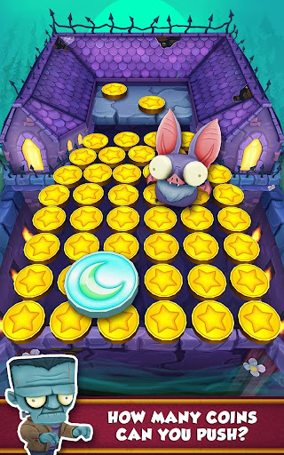 Coin Dozer Halloween screenshot 13