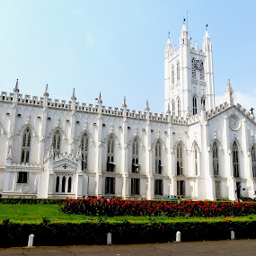 St Pauls Cathedral Church, Kolkata by Anumita Das - Buildings & Architecture Architectural Detail