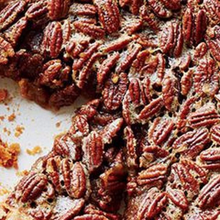Bourbon-Pecan Pie Recipe | Yummly