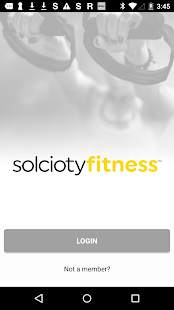 Solcioty Fitness - screenshot
