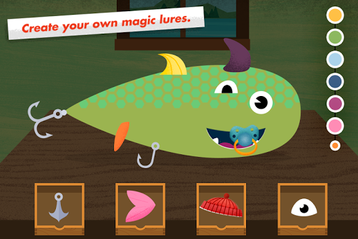 Kapu Fishing - screenshot