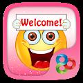Emotion GO Launcher Theme APK for Bluestacks