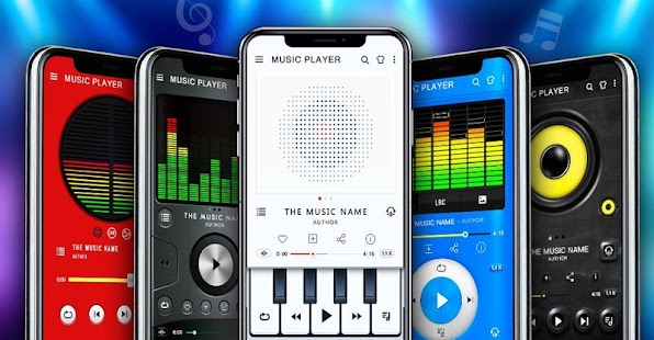 Music Player - Audio Player with Best Sound Effect for pc