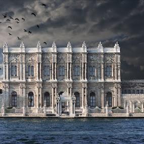 Dolombace Palace, Istanbul by Marianna Armata - Landscapes Travel (  )