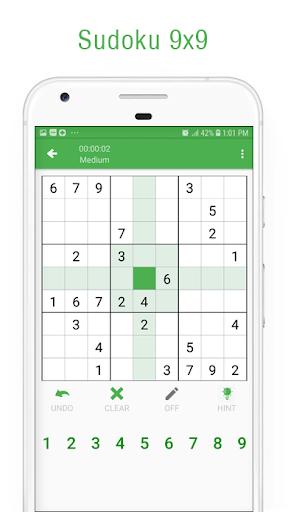 Sudoku 2019 - 9x9 12x12 puzzles screenshot 1