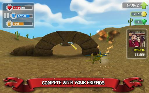 Wings on Fire - Endless Flight screenshot 18