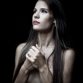 by Róbert Sulyok - People Portraits of Women