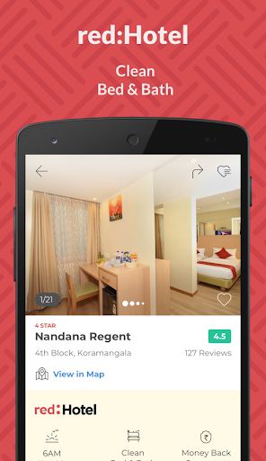 redBus - Online Bus Ticket Booking, Hotel Booking screenshot 8