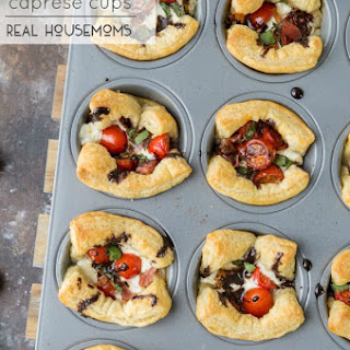 Puff Pastry Cups Recipes