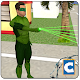 Green Ring Hero Crime Battle
