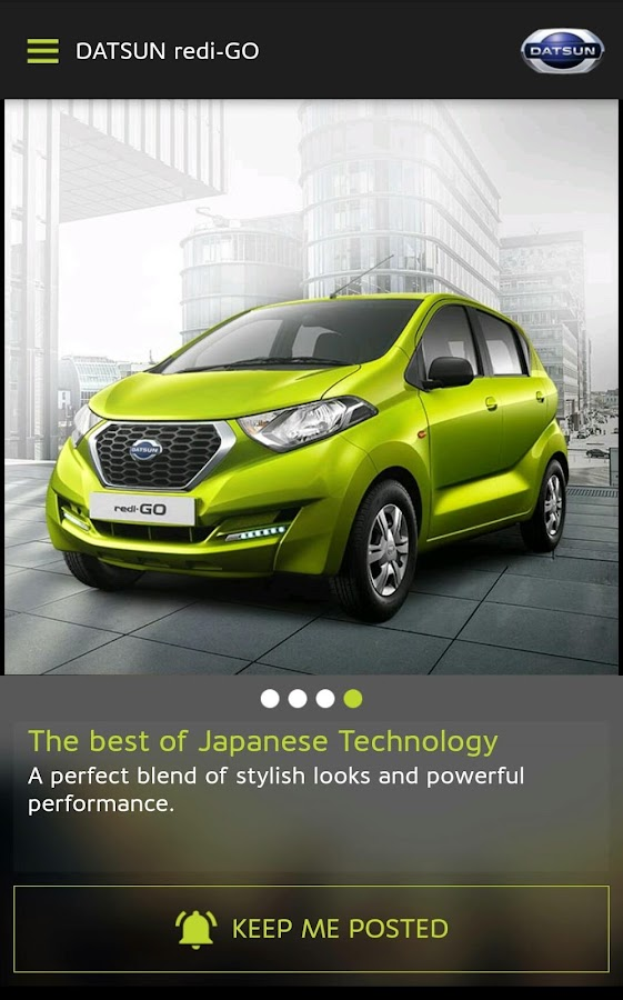 Datsun India Screenshot 1