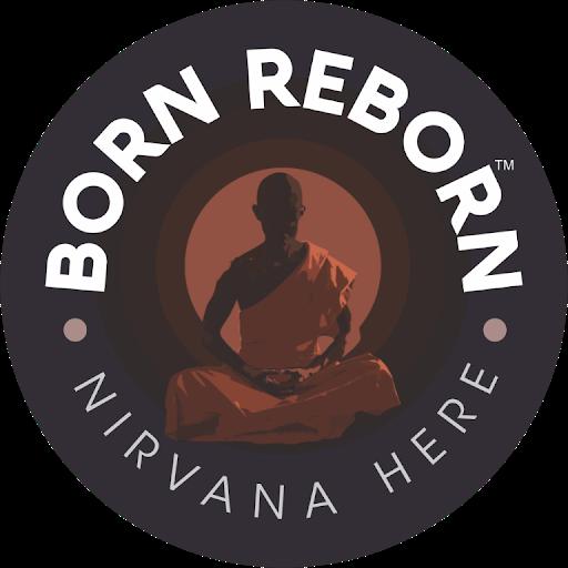 Born Reborn, ,  logo