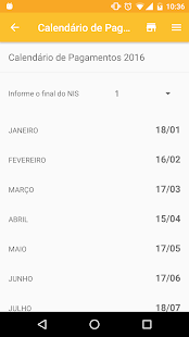 Bolsa Família for Lollipop - Android 5.0