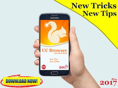 Tips UC Browser Fast 2017 APK for Bluestacks