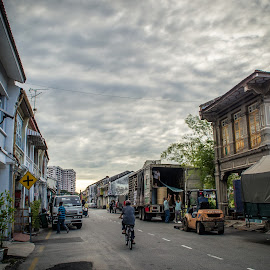 by Mohamad Subri Mohd Noor - City,  Street & Park  Street Scenes