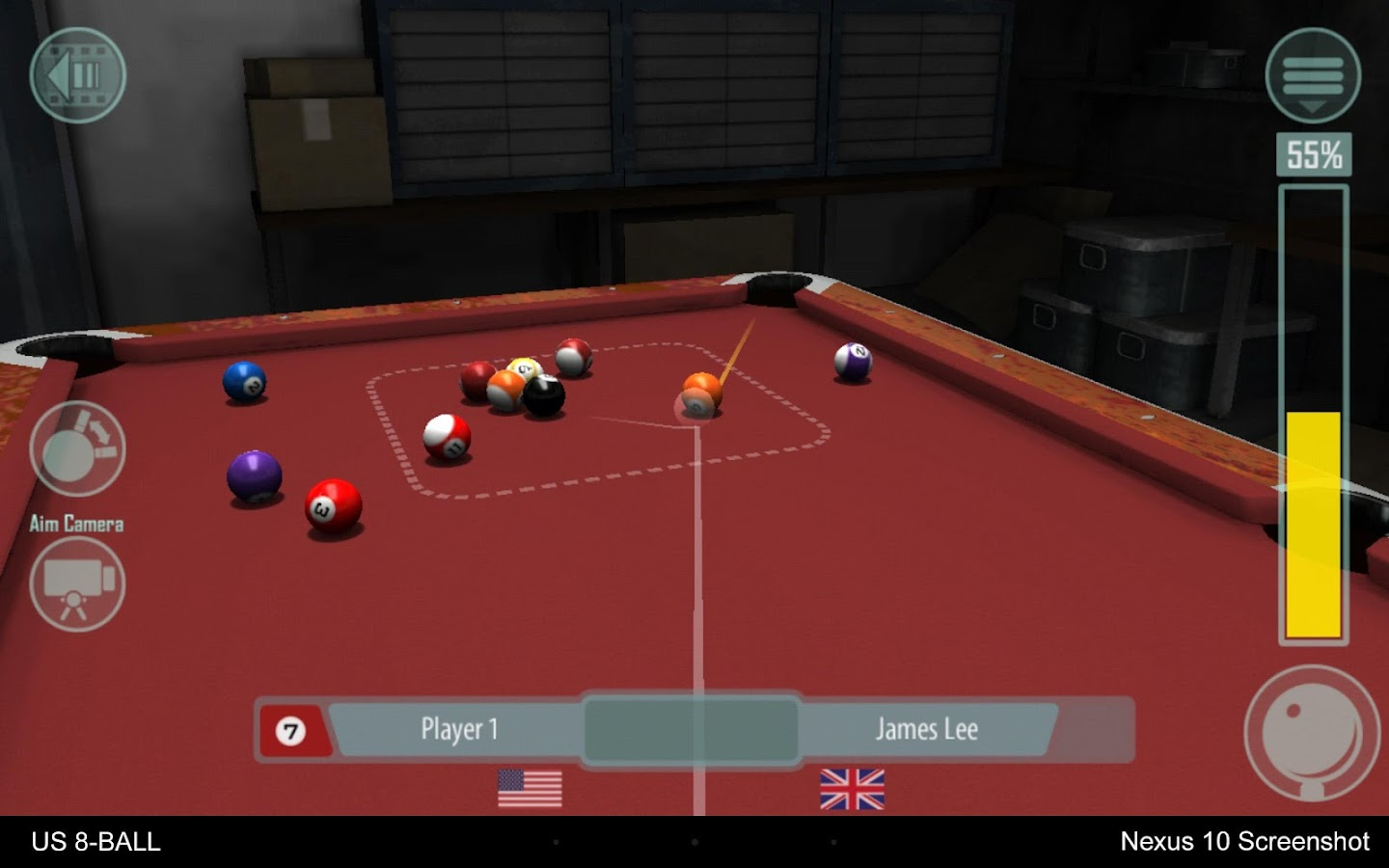 International Pool Screenshot 8