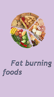 Fat Burning Foods - screenshot
