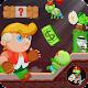 Dash World Adventure: Super World vs Zombies
