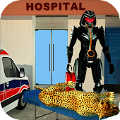 Robot Doctor: Animal Hospital APK for Bluestacks