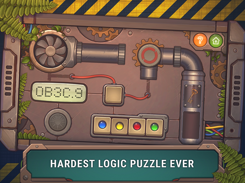 MechBox 2: Hardest Puzzle Ever (Unreleased) Screenshot