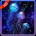 Lucid Jellyfish Live Wallpaper APK for Ubuntu