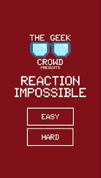 Reaction Impossible apk screenshot