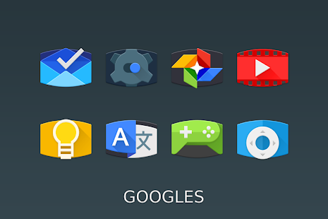 Panorama Material Icon Pack- screenshot thumbnail