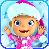 Game Talking Baby Babsy Winter Fun APK for Windows Phone