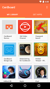 App Cardboard APK for Windows Phone