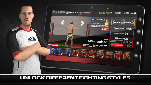 MMA Fighting Clash screenshot 20
