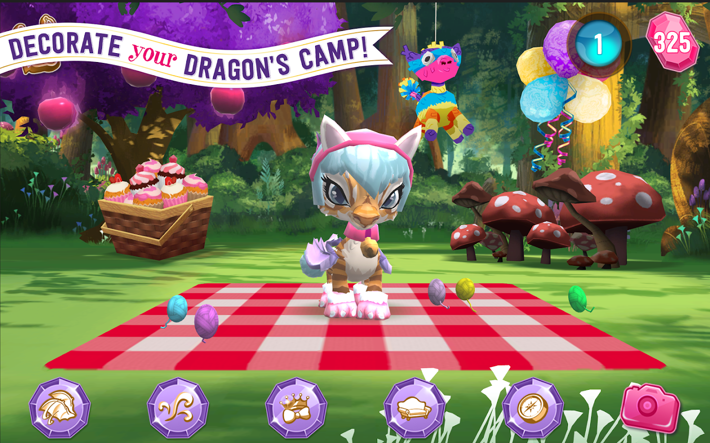 Ever After High™: Baby Dragons Screenshot 10