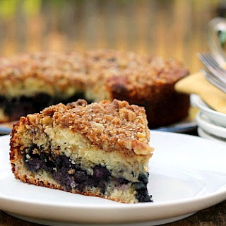 Blueberry Walnut Cake Recipes