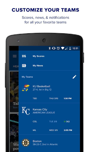 CBS Sports For PC