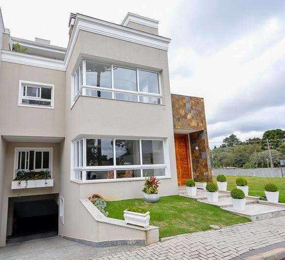 CA0130-CST, Casa de 4 quartos, 417 m² à venda no Santa Felicidade - Curitiba/PR