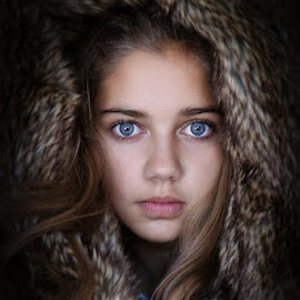 Windows to the Soul by Pierre Vee - Babies & Children Child Portraits