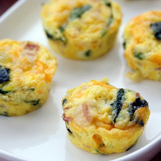 Egg Spinach Muffins Recipes