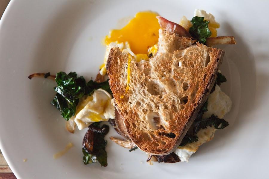 Breakfast Sandwich  by Alan  Weiner - Food & Drink Ingredients