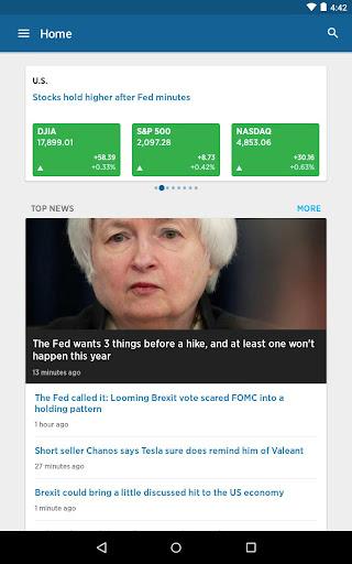 CNBC: Breaking Business News & Live Market Data screenshot 17