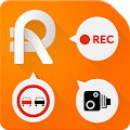 App RoadAR dashcam & speed camera apk for kindle fire