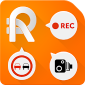App RoadAR dashcam && speed camera apk for kindle fire