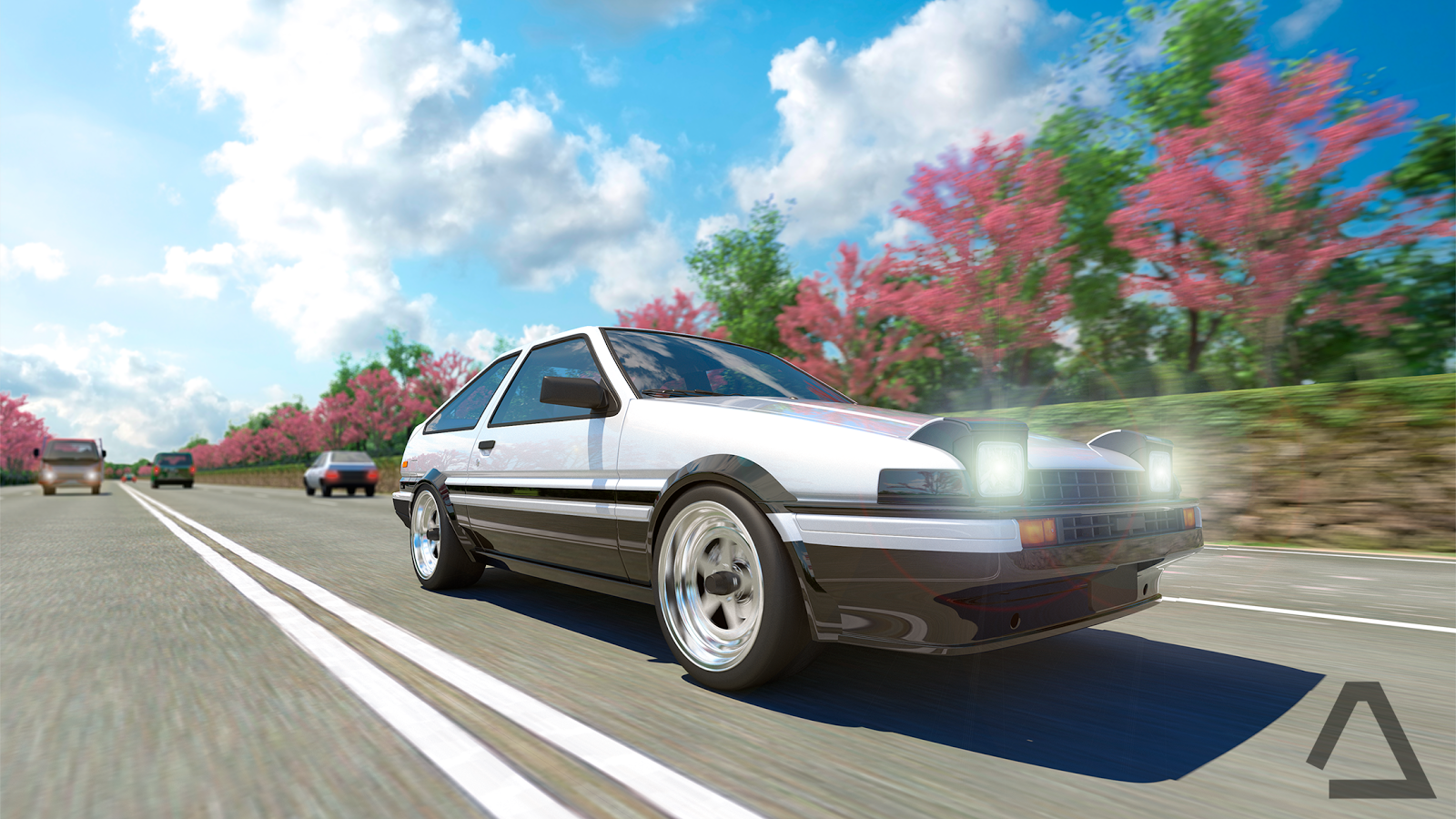 Driving Zone: Japan Screenshot 2