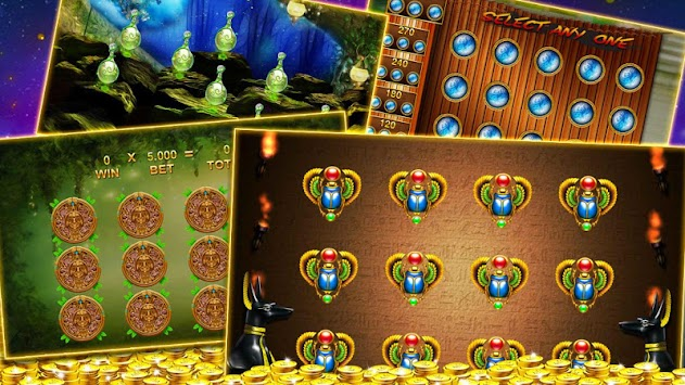 Slots™: Pharaoh Slot Machines APK screenshot thumbnail 7