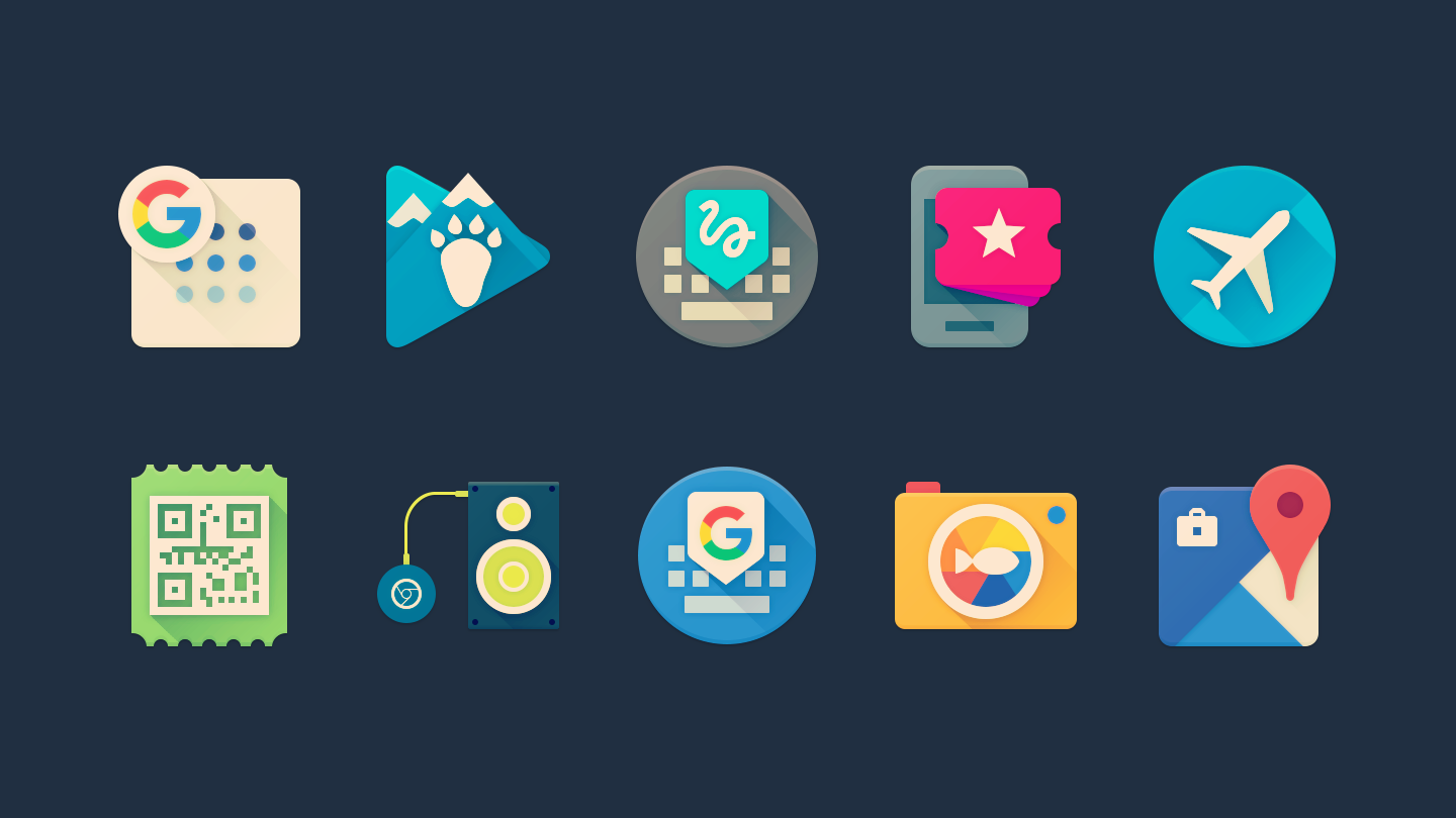 Halo - Free Icon Pack Screenshot 7