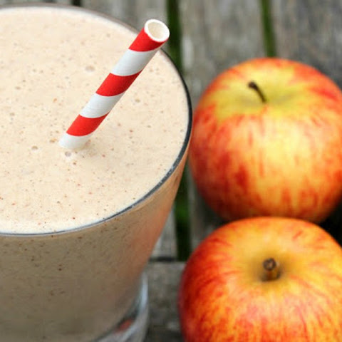 Cinnamon Apple Smoothie