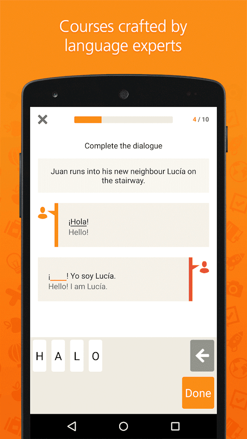 Babbel – Learn Languages Screenshot 1