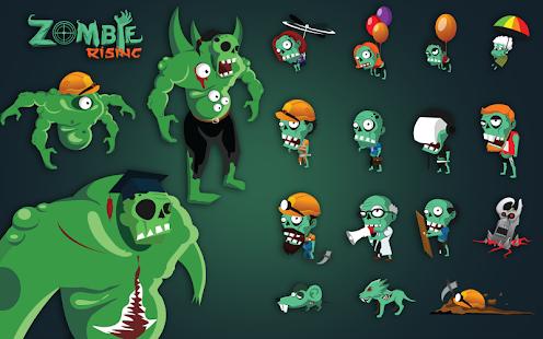 Dead Target: Zombie Rising