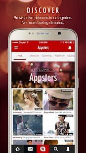 Appsters - screenshot