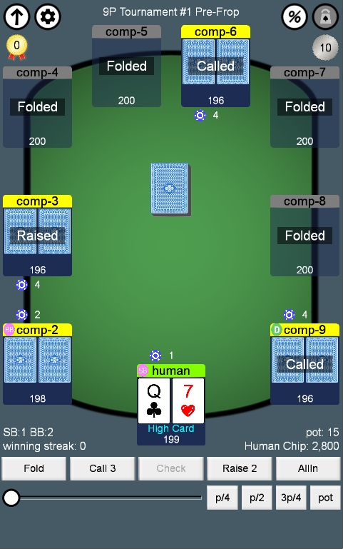 texas holdem poker offline pc